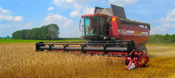 Mapping international buyers of Russian agricultural equipment